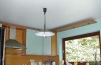 cuisine-plafond-tendu-mat-blanc
