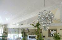 restaurant-plafond-tendu-acoustique-blanc-laque